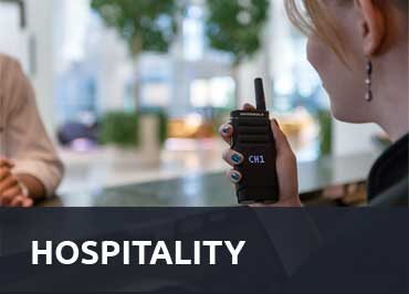 Solutions for Hospitality